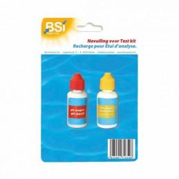 Navulling pH + Cl test kit