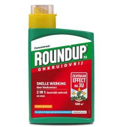 Roundup PA zonder glyfosaat 900 ml