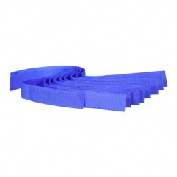 Koeherkenningsbandje 10st. blauw