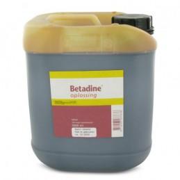 Betadine oplossing 5 liter