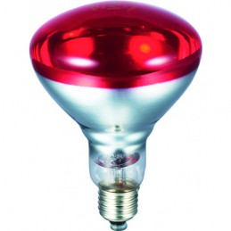 Warmtelamp Heat Plus 175 watt rood