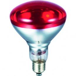 Warmtelamp Heat Plus 250 watt rood