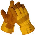 Handschoenen nodig?